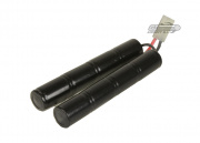ASGI 9.6v 2200mAh NiMH Custom PTW Battery