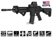 Airsoft GI Full Metal Tactical Black Widow Airsoft Gun