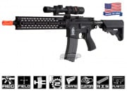"Airsoft GI G4 Eagle 13"" Full Length Carbine Blowback Version AEG Airsoft Gun (Custom)"