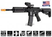 "Airsoft GI G4 Eagle 9"" Mid Length Carbine Blowback Version AEG Airsoft Gun ( Custom )"