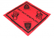 "Airsoft GI Red ""Dead"" Rag (Sponsored by Elite Force)"
