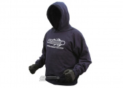 Airsoft GI Hooded Sweatshirt (Blue/L)