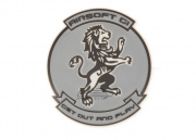 Airsoft GI Lion PVC Patch (ACU)
