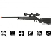 AGM Full Metal MP-001 Bolt Action Sniper Rifle Airsoft Gun ( BLK )