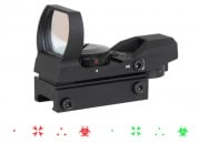AIM Sports Special Ops Edition Panorama Red/Green Dot Sight