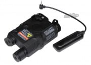 AMP Illuminator Laser / Light PEQ15 ( Black )