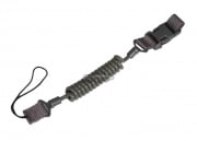 AMP Tactical Pistol Retention Lanyard (Foliage Green)