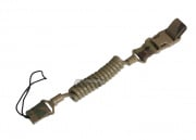 AMP Tactical Pistol Retention Lanyard (Multicam)