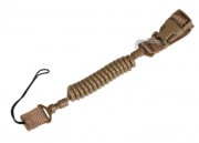 AMP Tactical Pistol Retention Lanyard (Coyote)