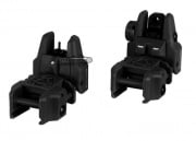 APS Rhino Back-Up Sight Set (Black)