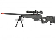 (Discontinued) ARES Full Metal AW-338 Gas Powered Bolt Action Sniper Rifle Airsoft Gun (OD/CNC Version)