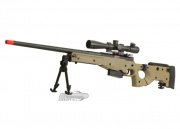 *Discontinued*ARES Full Metal AW-338 Gas Powered Bolt Action Sniper Rifle Airsoft Gun ( TAN / CNC Edition )