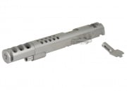 Airsoft Surgeon CNC Match Master Slide & Compensator Set (Silver)