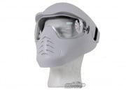 (Discontinued)Bravo/APS Anti-Fog Full Face Mask (White)