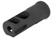 Bravo CCW MB6 Flash Hider with Square Ports