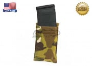 Blue Force Gear Ten-Speed Single M4 Pouch with Helium Whisper Attachement System (Multicam)