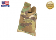 Blue Force Gear Ten-Speed Small Ultralight Dump Pouch with Helium Whisper Attachment System (Multicam)