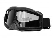 Bravo Tactical Goggles (Black)