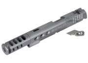 * Discontinued * TargetsOnSight Custom Metal Slide, Outer Barrel, & Compensator for TM Hi-Capa 5.1