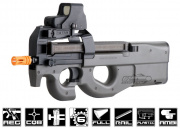 CA P90 TR AEG Airsoft Gun (OD/Sportline/Value Package)