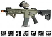CA Full Metal Blow Back LWRC M6A2 AEG Airsoft Gun (Dark Bronze)