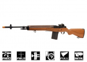 CA Full Metal M14 Match AEG Airsoft Gun ( Wood / SV Series )