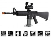 CA Full Metal Armalite M15A4 Full Stock Carbine AEG Airsoft Gun ( X Series )