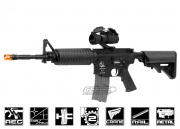 CA Full Metal Armalite M15A4 Carbine AEG Airsoft Gun (SV Series)