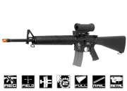 CA Full Metal Armalite M15A4 Rifle AEG Airsoft Gun (SV Series)