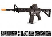 Magpul MOE Carbine (by CA) Sportline Airsoft Gun (Black / Value Pkg)