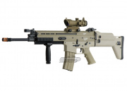 Classic Army MK16 Light AEG Airsoft Rifle (Tan)