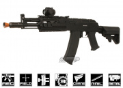 Classic Army SLR105 Tactical Carbine AEG Airsoft Gun (Black)