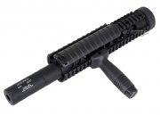 CA SR25 RIS Unit w/ Outer Barrel Set & Barrel Extension (for 200-364mm)
