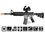 CA M15A4 Carbine Canadian Legal AEG Airsoft (Clear/Sportline/Value Package)