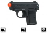 Colt Full Metal .25 Spring Pistol Airsoft Gun Licensed by Cybergun