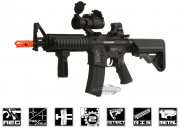Full Metal Colt M4A1 CQBR Airsoft Gun Licensed by Cybergun