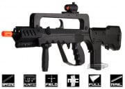 FAMAS Spring Rifle Airsoft Gun Licensed by Cybergun