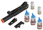 * Discontinued * Colt Licensed 3 in 1 M203 (Long) Airsoft Grenade Launcher Package Deal