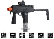 Combat Zone MAG-9 Electric Airsoft Gun ( Black )