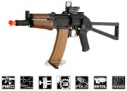 D Boy RK-01 AKS-74U Carbine Airsoft Gun (Imitation Wood)