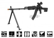 Echo 1 RedStar Full Metal OMG (Offensive Machine Gun) Airsoft Gun