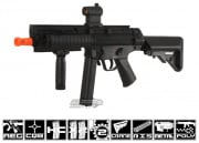 Echo 1 Full Metal Big SOB Swordfish MK5 AEG Airsoft Gun