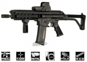 Robinson Armament Full Metal XCR AEG Airsoft Gun ( Black )