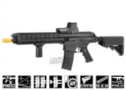 Echo 1 Robinson Armament XCR-L Long Carbine AEG Airsoft Gun (Black)