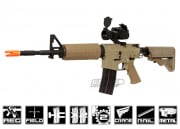 Echo 1 Full Metal Platinum Series M4 AEG Airsoft Gun ( Tan )
