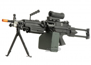 Echo 1 Full Metal M249 PARA with Box Magazine AEG Airsoft Gun