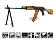 Echo 1 Full Metal/Real Wood RED STAR LMG AEG Airsoft Gun