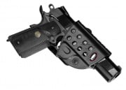 Fobus 1911 Style With Rails Belt Holster ( R1911BH )