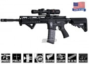 "Airsoft GI G4-A1 Hard w/ Noveske 10"" Rail Blowback Version AEG Airsoft Gun (Custom)"