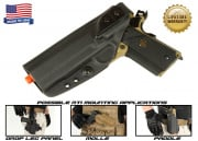 G-Code XST RTI Holster for 1911 (Left Hand/HOLSTER ONLY) Black